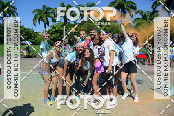 Compre suas fotos do evento The Color Run - Rio de Janeiro no Fotop