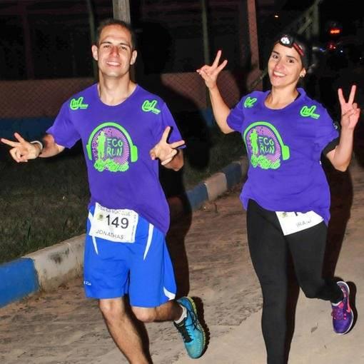 Compre suas fotos do evento 1ª Eco Run Night Club  no Fotop