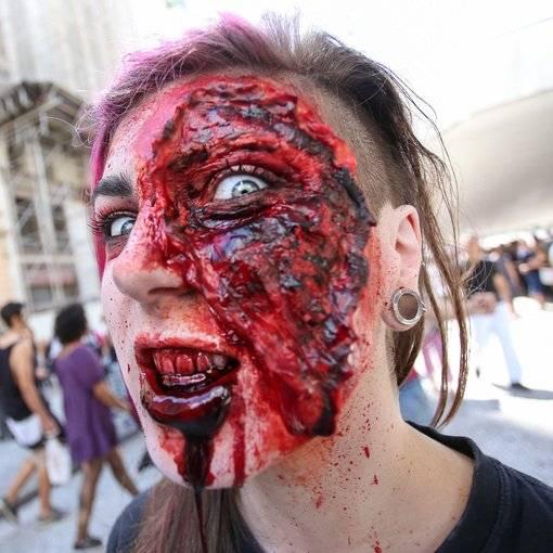 Compre suas fotos do evento Zombie Walk SP | Yuri Alexandre no Fotop
