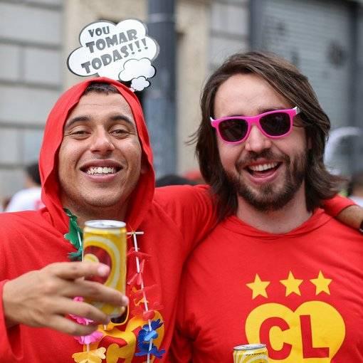 Compre suas fotos do evento Blocos de rua - República no Fotop