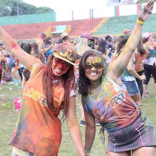 Compre suas fotos do evento Zumba Color Fest - SP no Fotop