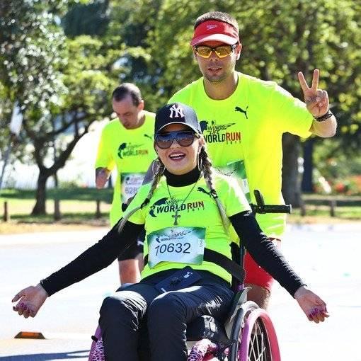Compre suas fotos do evento Wings For Life World Run - Brasília no Fotop