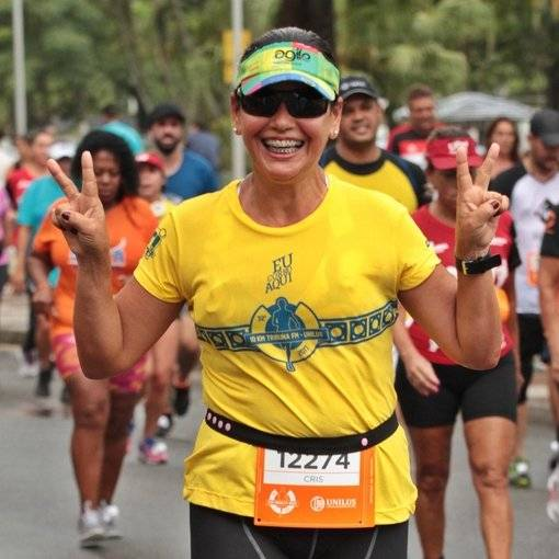 Compre suas fotos do evento 10 Km Tribuna FM - Santos no Fotop