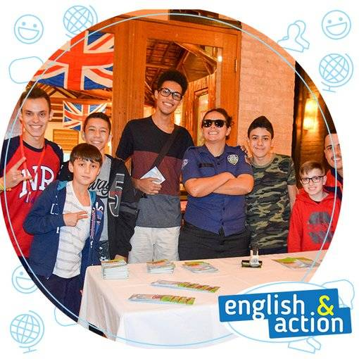 Compre suas fotos do evento NR1 - English & Action 09 a 11/07/17 no Fotop