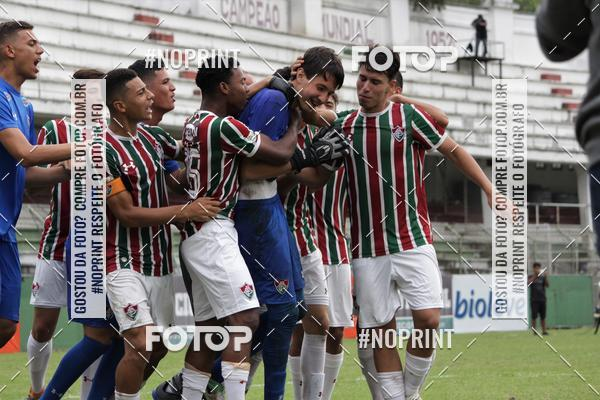 Buy your photos at this event Fluminense x Palmeiras - Semifinal da Copa do Brasil Sub-17 on Fotop
