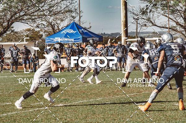 Buy your photos at this event BFA - (FUTEBOL AMERICANO) Ribeirão Preto Challengers VS Galo Futebol Americano on Fotop