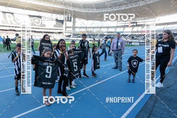 Compre suas fotos do eventoBotafogo x Athético-PR – Nilton Santos- 11/08/2019 on Fotop