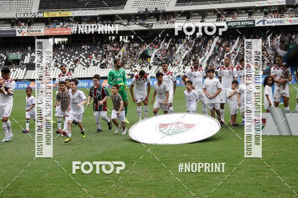 Buy your photos at this event Botafogo x Fluminense – Nilton Santos - 06/10/2019 on Fotop