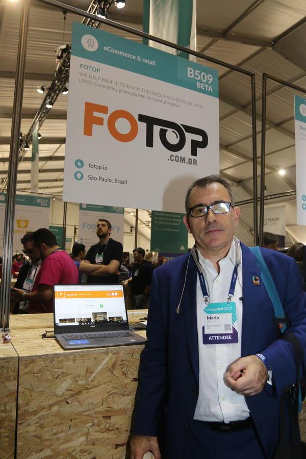 Compre suas fotos do eventoWebSummit 2019 on Fotop