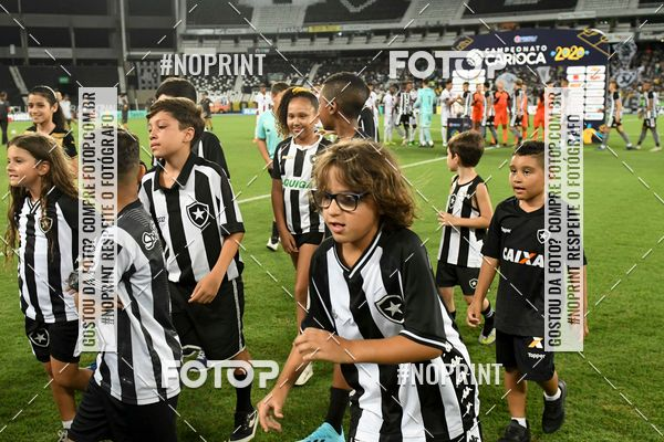 Buy your photos at this event Botafogo X Resende – Nilton Santos - 30/01/2020 on Fotop