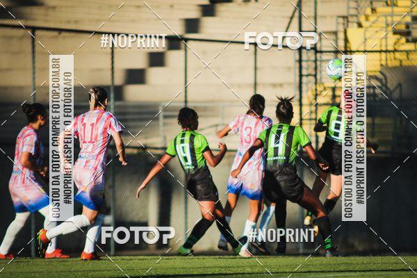 Buy your photos at this event Brasileirão Feminino Série A2 - América 6x0 SERC on Fotop