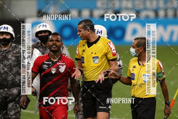 Buy your photos at this event Grêmio x Athletico on Fotop