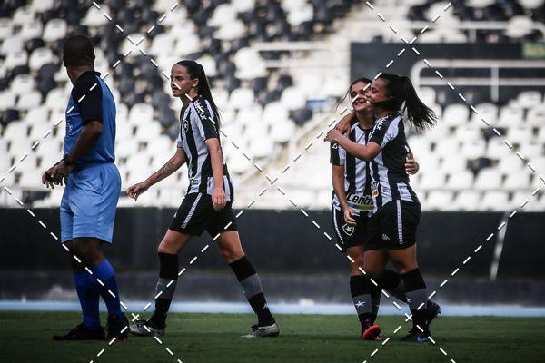 Buy your photos at this event Botafogo x Pérolas Negras - Campeonato Carioca Feminino on Fotop