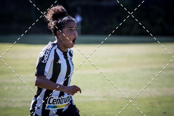Buy your photos at this event Botafogo x Flamengo - Campeonato Carioca Feminino Adulto 2020-2021 on Fotop