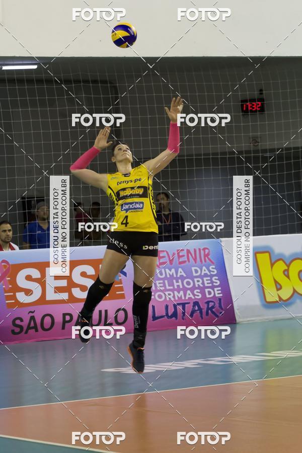 Buy your photos at this event Superliga Feminina de Volei SESI SP x Dentil/Praia Clube on Fotop