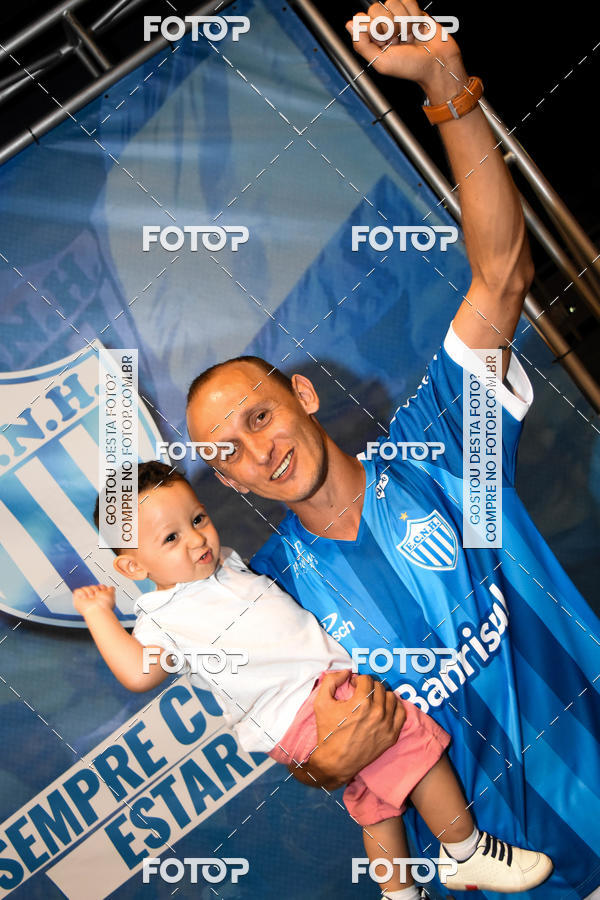 Buy your photos at this event Lançamento Uniforme Esporte Clube Novo Hamburgo on Fotop