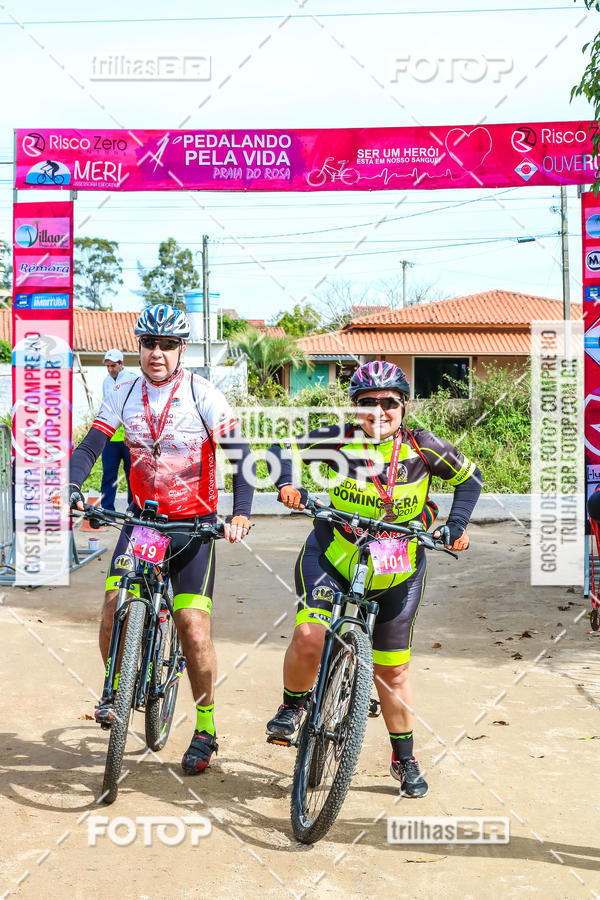 Buy your photos at this event 1º PEDALANDO PELA VIDA PRAIA DO ROSA on Fotop