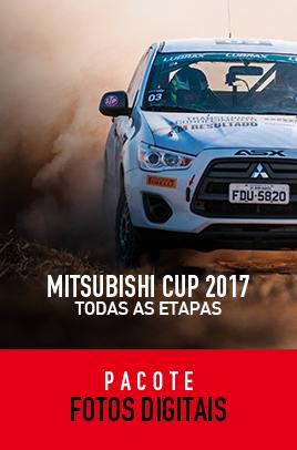 MITSUBISHI CUP 2017 - TODAS AS ETAPAS