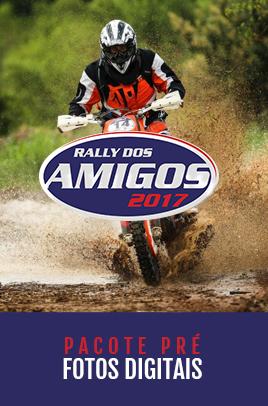 Rally dos Amigos 2017 - Pacote Fotos Digitais