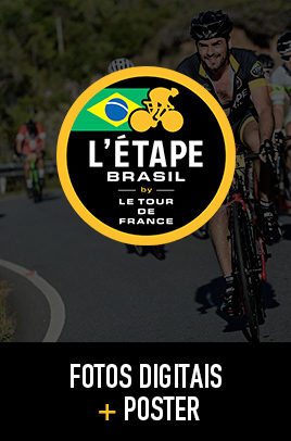 LEtape Brasil 2018 - Pacote Digital + Poster