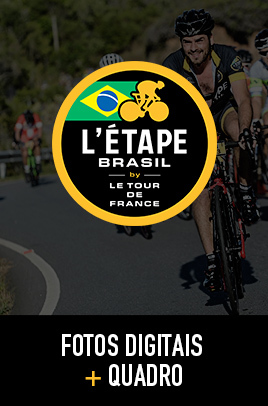 LEtape Brasil 2018 - Pacote Digital + Quadro