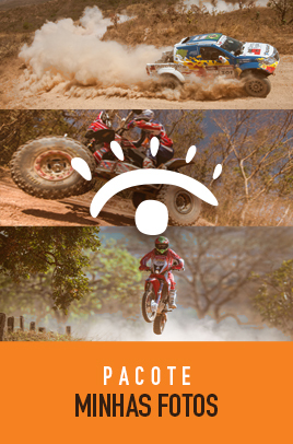 Pacote de Fotos Digitais Rally dos Sertões 2018