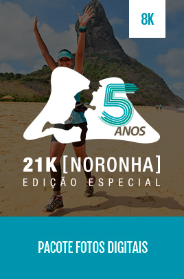 21k Noronha - Pacote Digital 8k