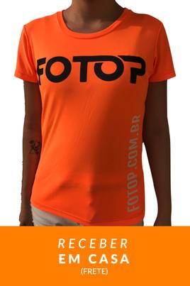 Camiseta Fotop Poliamida