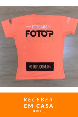Camiseta Fotop Poliéster