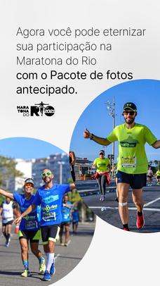 Maratona do Rio 2020 - Pacote 21K