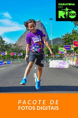 Maratona do Rio 2020 - Pacote Maratoninha Gloob