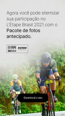 PACOTE DE FOTOS - LETAPE BRASIL 2021 CAMPOS DO JORDÃO