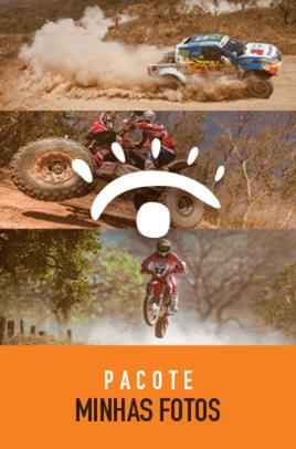 Pacote de fotos oficial do Rally dos Sertões 2021