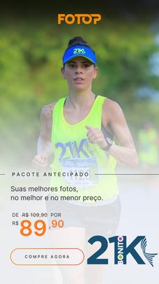 PACOTE DE FOTOS - BONITO 21K CORRIDA 2021