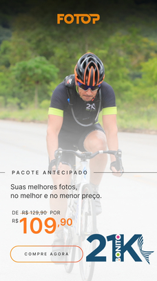 PACOTE DE FOTOS - BONITO 21K CICLISMO 2021