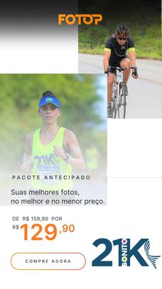 PACOTE DE FOTOS - BONITO 21K CORRIDA + CICLISMO 2021