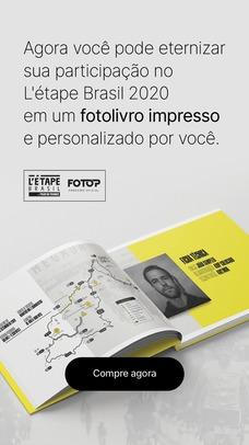 Livro personalizado LEtape 2020