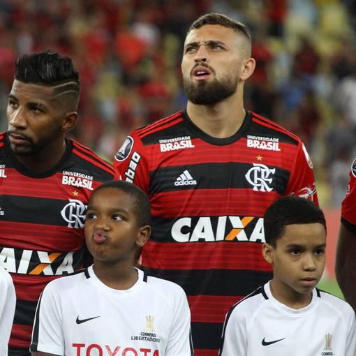 Flamengo x Cruzeiro - Libertadores 2018 on Fotop
