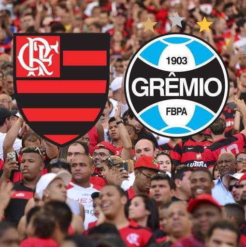 Flamengo x Grêmio - Maracanã  - 15/08/2018 on Fotop