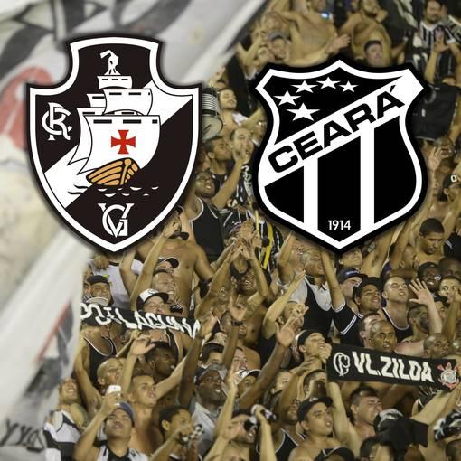 Vasco x Ceará - São Januário  - 20/08/2018 on Fotop