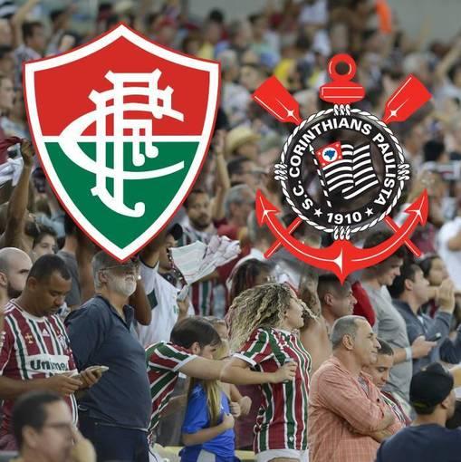 Fluminense x Corinthians - Maracanã  - 22/08/2018 on Fotop