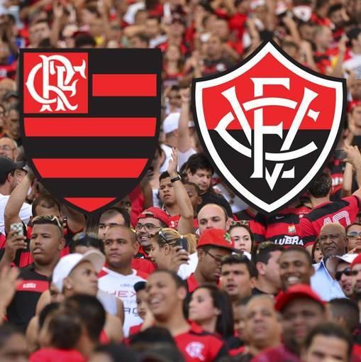 Flamengo x Vitória - Maracanã  - 23/08/2018 on Fotop