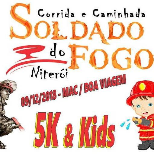 Soldado do Fogo Niterói 2018 on Fotop
