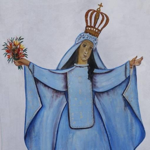 Congado - Reinado de Nossa Senhora das Merces no Fotop