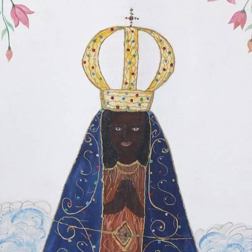 Congado - Reinado de Nossa Senhora Aparecida no Fotop