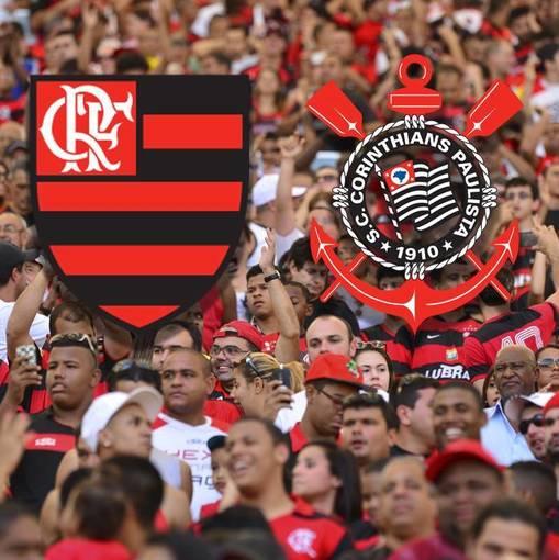 Flamengo x Corinthians - Maracanã  - 12/09/2018 on Fotop