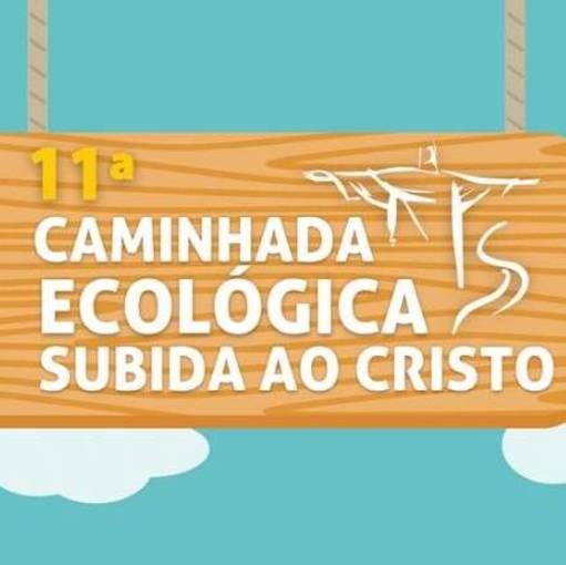 11ª Caminhada Ecológica  Subida ao Cristo - Colégio Nini Mourão on Fotop
