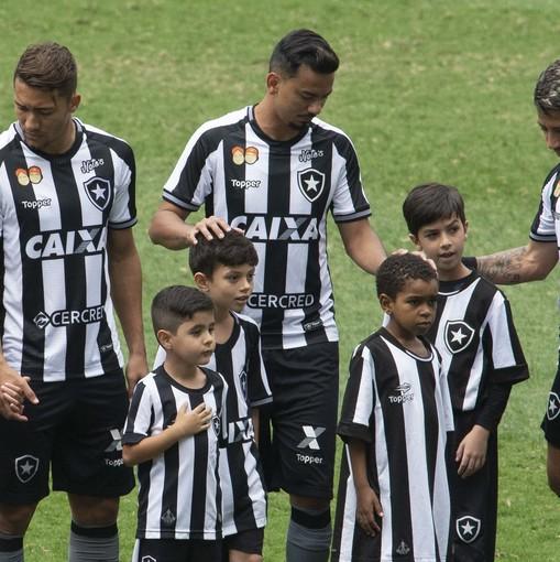 Botafogo x América-MG - Estádio Nilton Santos  - 16/09/2018 on Fotop