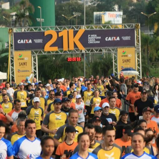 3ª Meia Maratona Caixa Criciúmasur Fotop