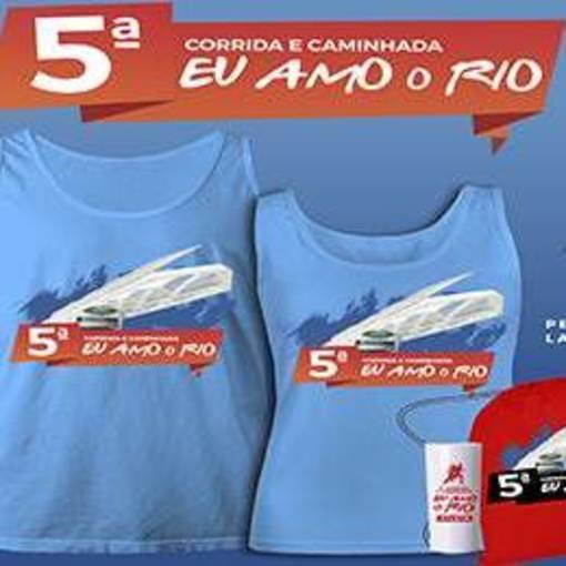 5ª Corrida e Caminhada Eu Amo o Rio on Fotop